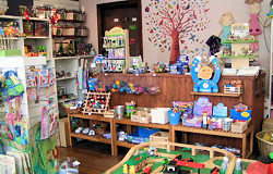 Eve's Toy Shop, Llandeilo