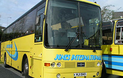 Jones International Coaches
