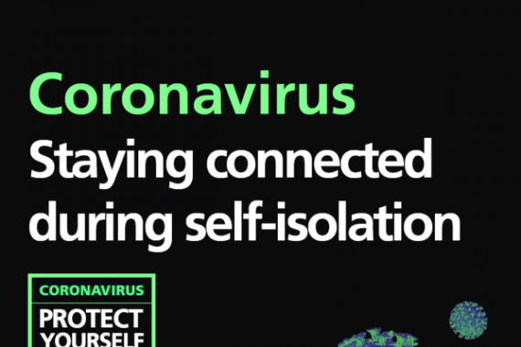 coronavirus stay connected