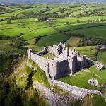 Carreg Cennen Castle and Farm