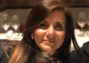 Cecilia Lafuente, Llandeilo